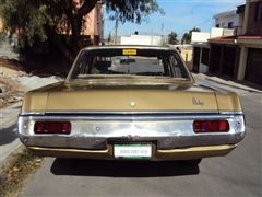 dodge dart custom sedan 1970 im genes del auto autoclasico. Black Bedroom Furniture Sets. Home Design Ideas