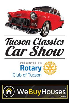 12th Annual Tucson Classics Car Show