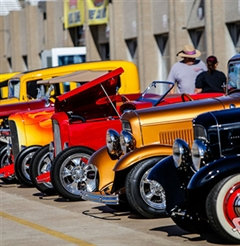Más información de Goodguys 27th Summit Racing Lone Star Nationals