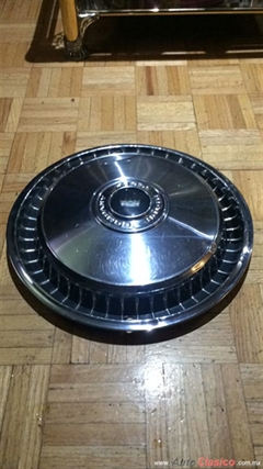 4 Tapones de Ford Galaxie 70s