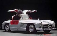 1957 Mercedes Benz 300 SL Coupe