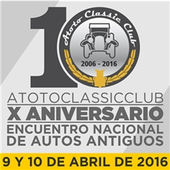 10th National Gathering of Old Cars Atotonilco