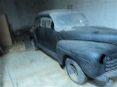 Ford coupe Coupe 1947