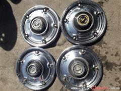 Tapones 15 CHEVROLET pick up antigua