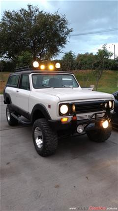 1978 International 350 V8 1/4 Milla / Scout II 4x4 Aut/ $ 2 Pickup