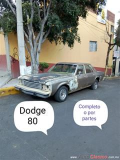 1980 Dodge Dart Coupe