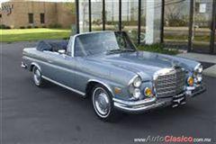 1971 Mercedes Benz 280 SE 3.5 Convertible