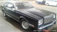 1981 Chrysler cordoba Coupe