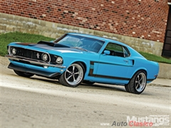 1969 Ford FORD MUSTANG Fastback