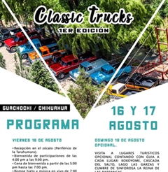 More information about 1st Edition Classic Trucks Guachochi