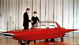 1961 Ford Gyron Concept Car