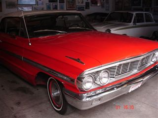 Ford Galaxie 500XL Convertible Convertible 1964