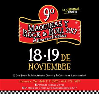 Maquinas y Rock & Roll