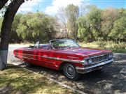 FORD GALAXIE 500 XL CONVERTIBLE 1964
