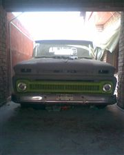 chevrolet 1966 con suspension por bolsas de aire