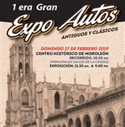 1era Gran Expo Autos Antiguos en Moroleón