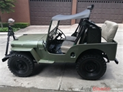 Jeep Willys CJ2A Convertible 1946