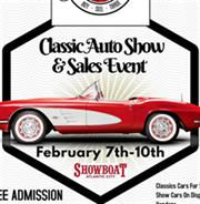 Free Classics Car Sales And Show Event At The ShowBoat Atlantic City February
