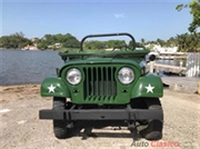 Jeep Willys Convertible 1955