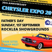 Chrysler Expo Qld