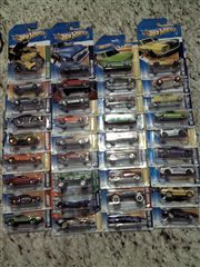 Coleccion de hot weels 1:64