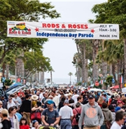 22nd Annual Rods & Roses Car Show