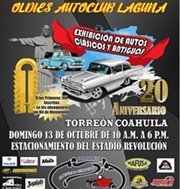 20vo Aniversario Oldies Auto Club Laguna
