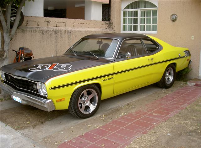 GOLD DUSTER 1974 CUSTOMIZADO