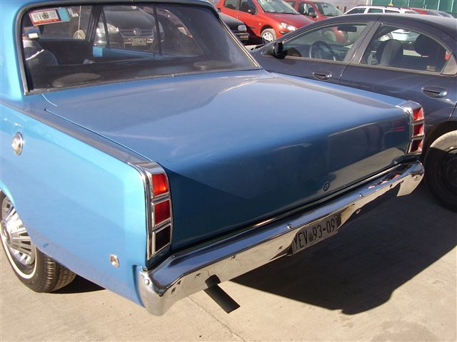 Plymouth Valiant 100 modelo 1968