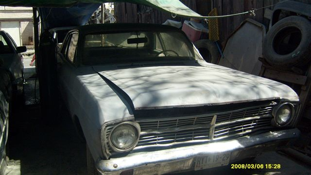 Proyecto Ford Falcon 1967