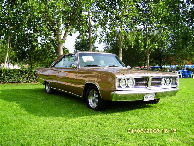 Dodge Coronet 1966 Hard Top. alias