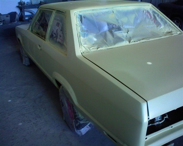 RECONSTRUCCION DEL FORD FAIRMONT 1981 302 MEX