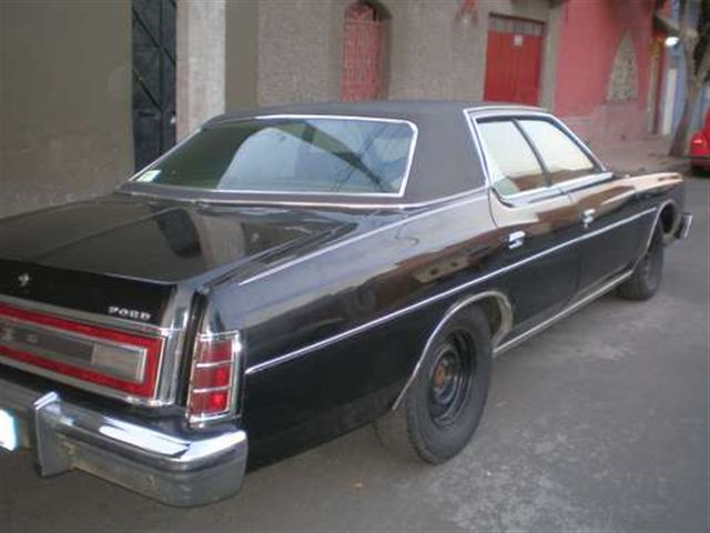 MI JUGUETITO FORD LTD 75