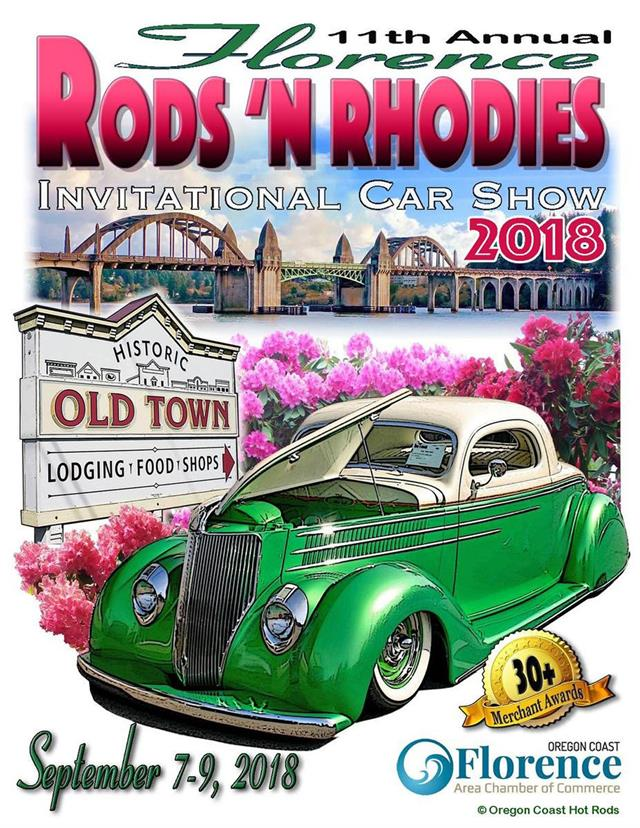 Rods 'N Rhodies Invitational Car Show