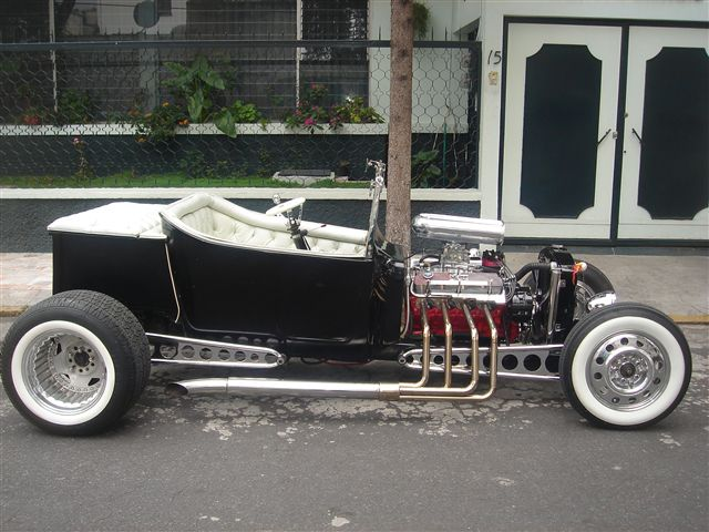 FORD TBUCKET 1923 Convertible