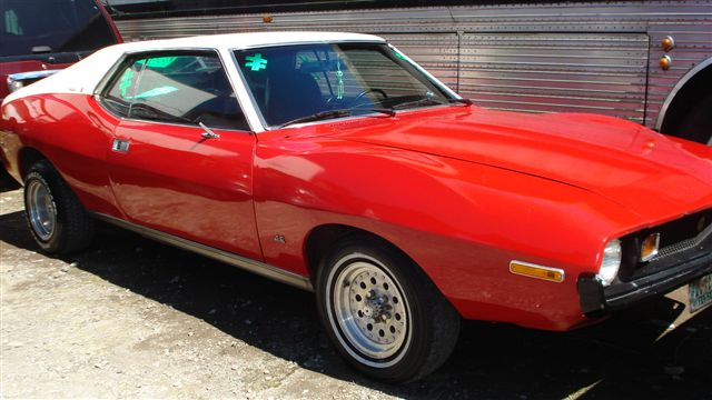 VENDO AMC HARDTOP JAVELIN 73