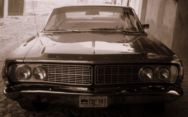 FORD, Galaxie 500 1968