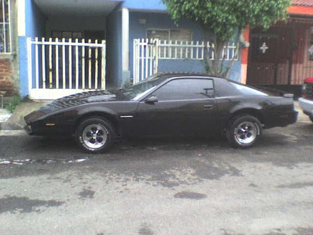 Knight Rider KITT Pontiac firebird third