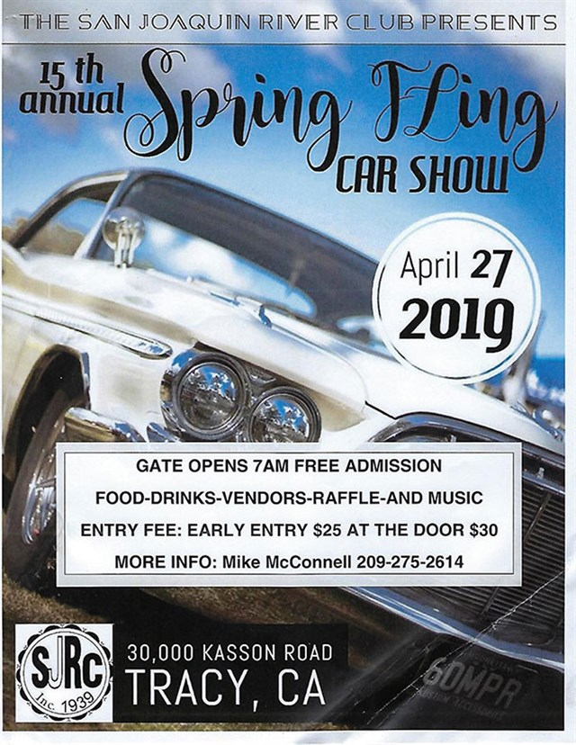 15th Annual Spring Fling Carshow