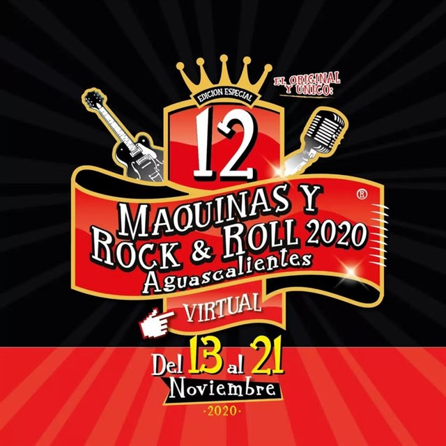 12o Máquinas y Rock & Roll 2019