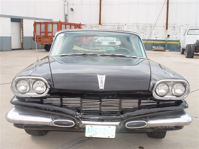 Dodge Polara 500 1960 Convertible