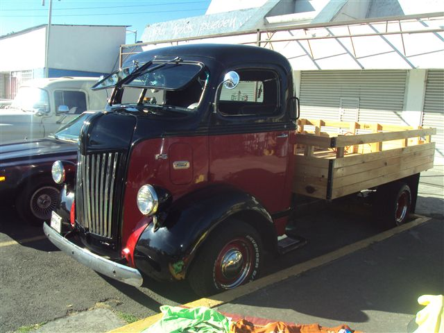 Ford coe 1947
