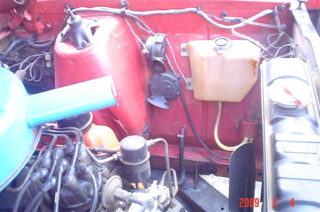 FORD FALCON 1968 CUPE 2 PUERTAS