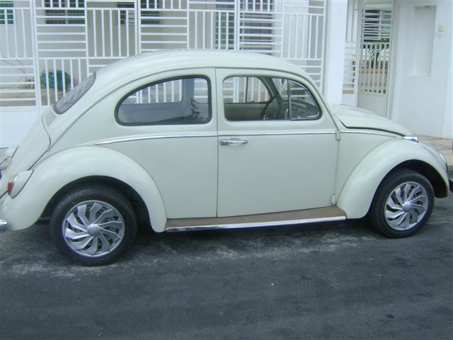 VOLKSWAGUEN SEDAN 1967