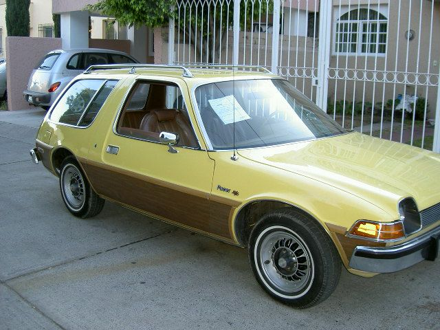 Pacer Wagon 1977