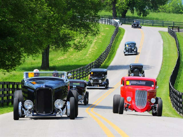 Goodguys 1st Grundy Insurance Great American Nationals