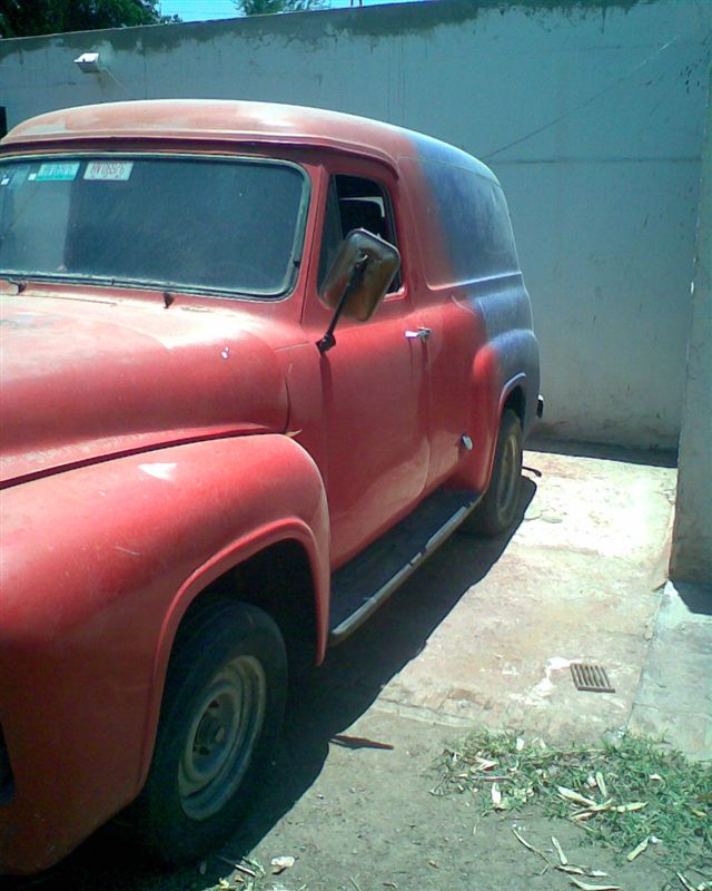 Ford F-100 1954 Panel (Julie)