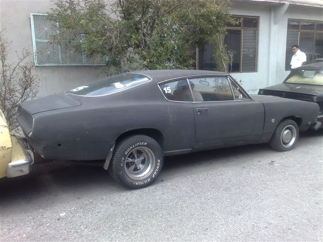 BARRACUDA 1968