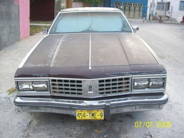 oldsmobile delta 88 royal,modelo 85