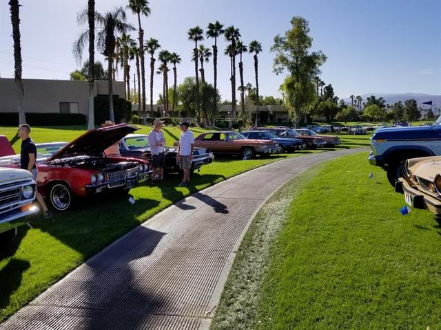 Palm Springs Casual Concours 2018